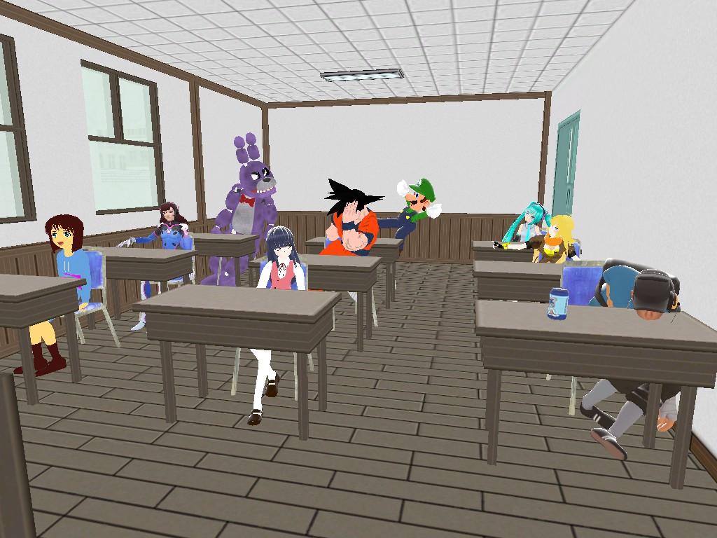 Special class by SonGokuSSJgodssj