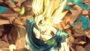 Goku Transforms