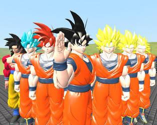 Goku day 2020 by SonGokuSSJgodssj