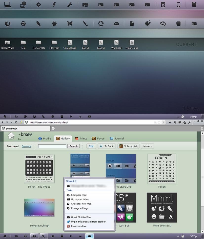 Token Desktop Aug.28.09 by brsev