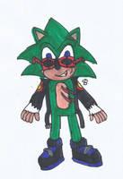Team Crook: Scourge the Hedgehog
