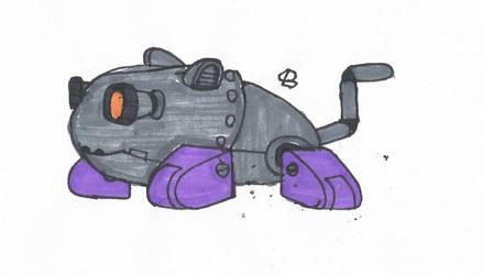 Badnik: Mouse by SPATON37