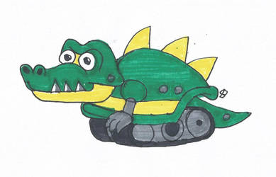 Gator by SPATON37