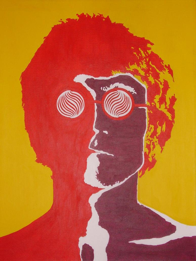 Lennon by MysteriousPinkLemons