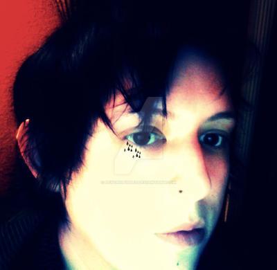 Black tears by PsychoPuppet