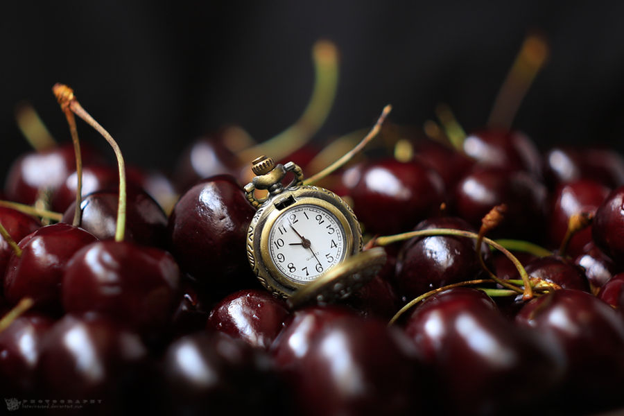 cherry time by KaterinaRaed
