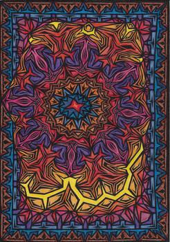 Penrose Flower