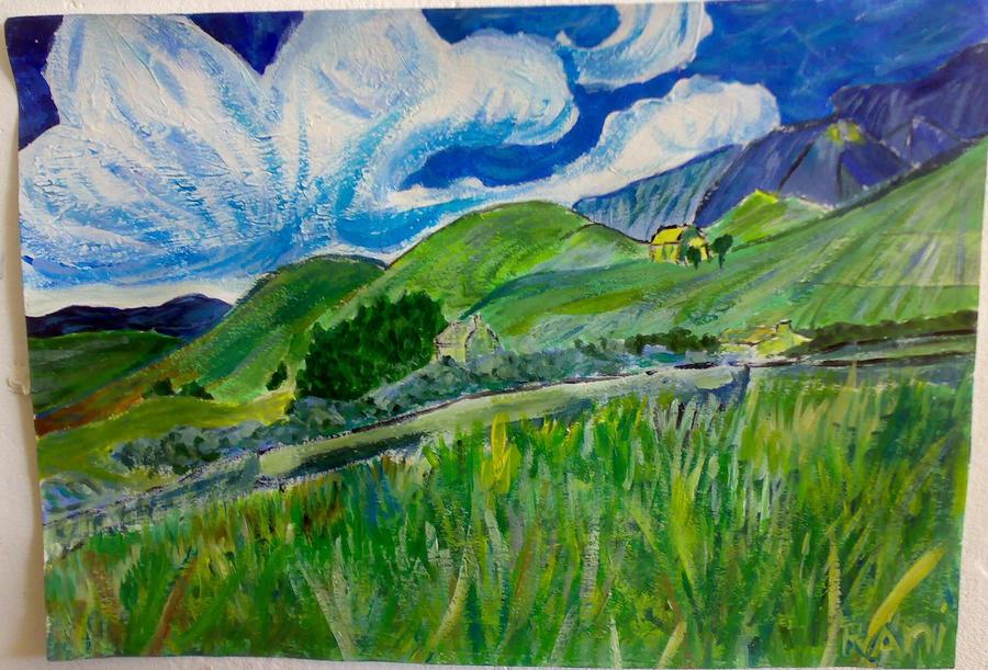 Van Gogh Landscapes