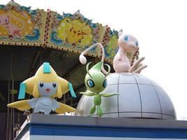 Pokemon Star Swing 5 by POKePARK