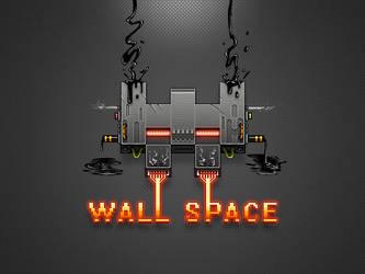 Icon Wall Space Pixel Art by GeekLangel