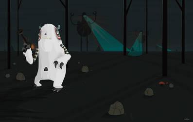 The beast invasive by GeekLangel