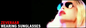 Sunglasses At Night by Zeveraar