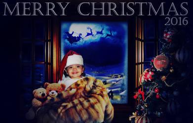 Merry Christmas by rayayakuza