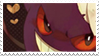 Gengar stamp: 03 by ChimeraT