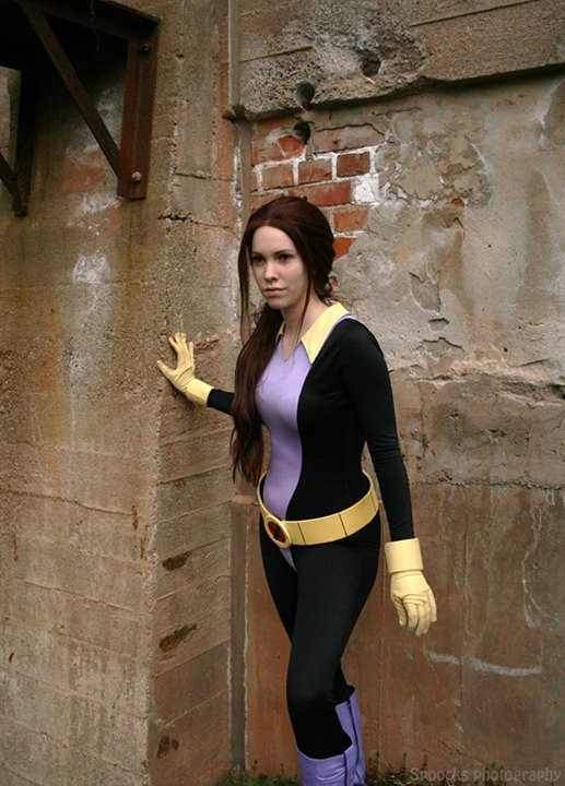 Shadowcat/Kitty Pryde by Elfen-Lena
