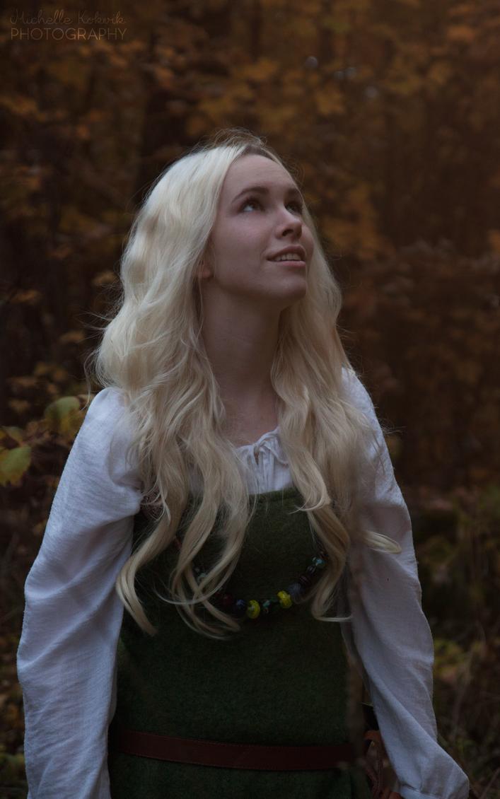 Viking Autumm by Elfen-Lena