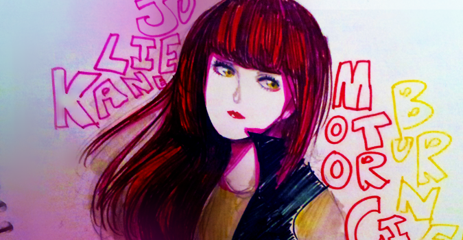 motorcity - sketchpad julie by satoru-13
