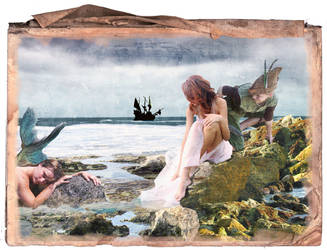 Wendy and the Mermaid by Turnpike178