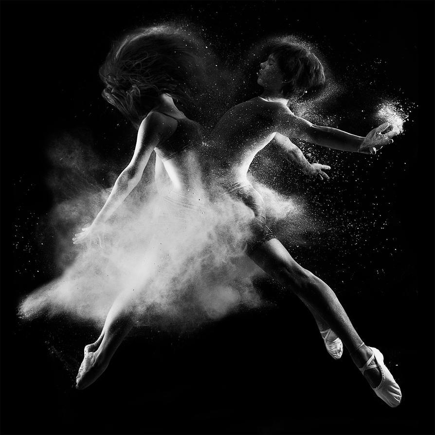 Dance in the dust IX by Darkkcatt