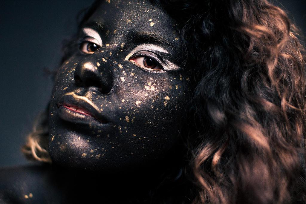 Cosmic Noir by Darkkcatt