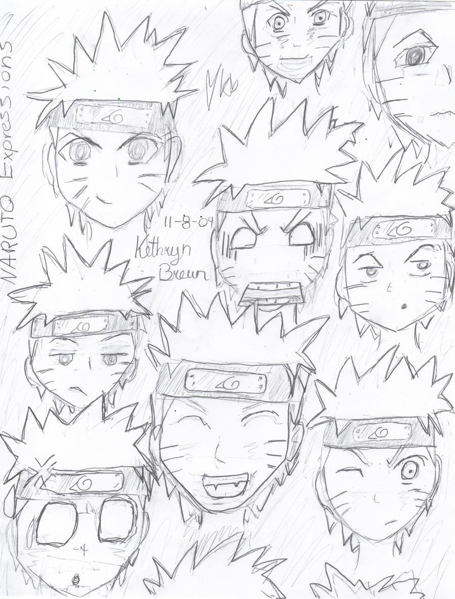 windwaker51.deviantart...Naruto Facial Expressions by