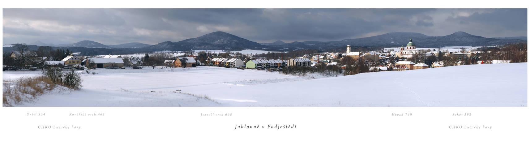 - Jablonne v Podjestedi -
