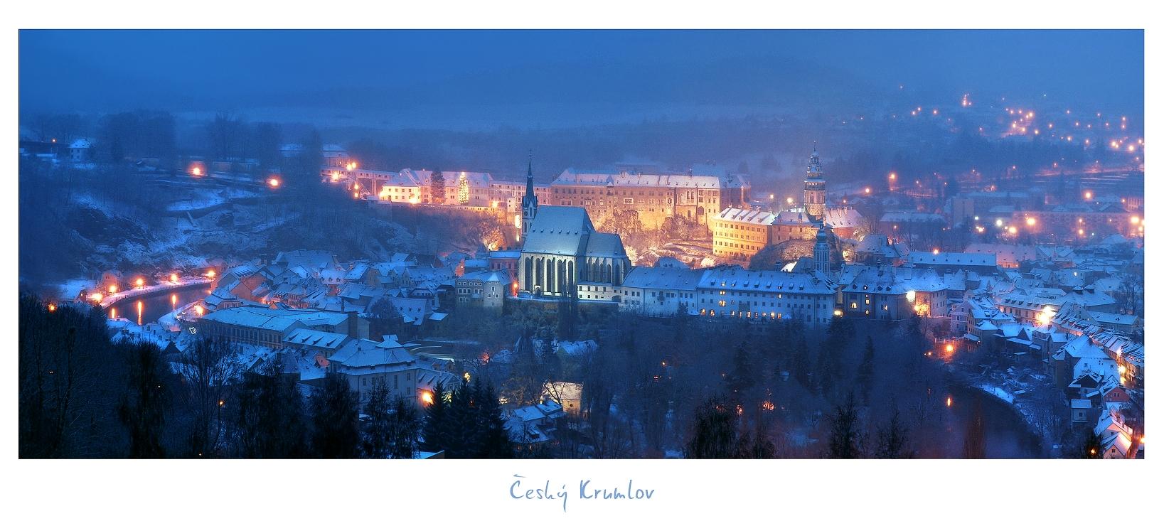 - Cesky Krumlov - by UNexperienced