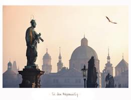 - John of Nepomuk, Prague - by UNexperienced