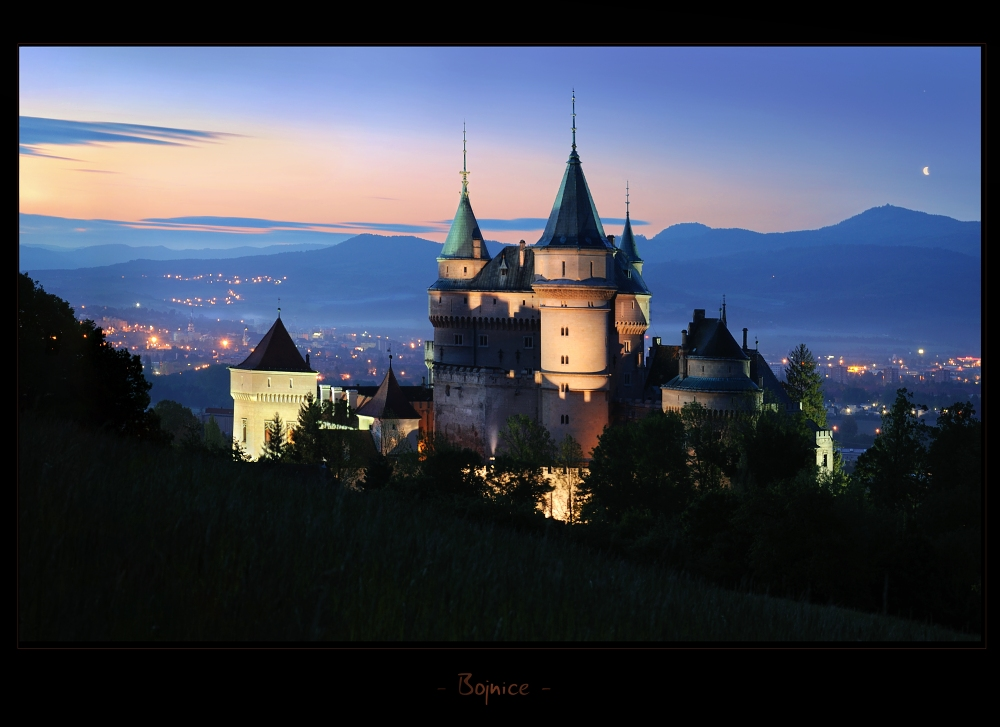 - Castle Bojnice - by UNexperienced