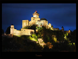 - Trencin castle - by UNexperienced