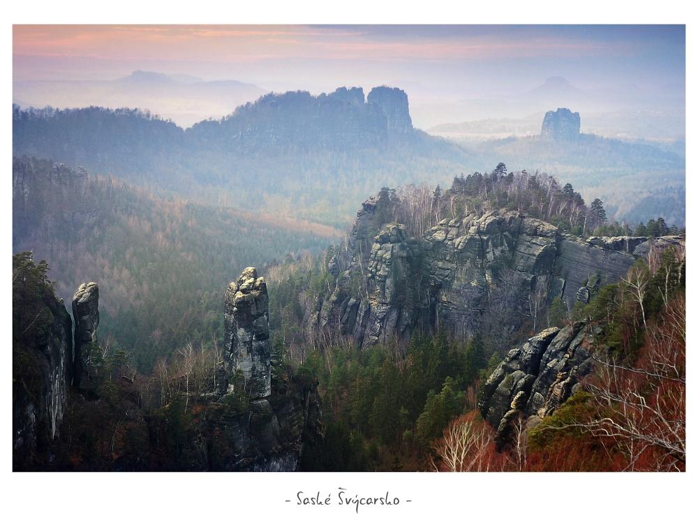 - Saxony Switzerland - by UNexperienced