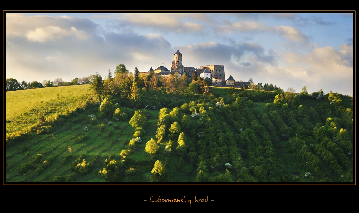 - Lubovniansky castle - by UNexperienced