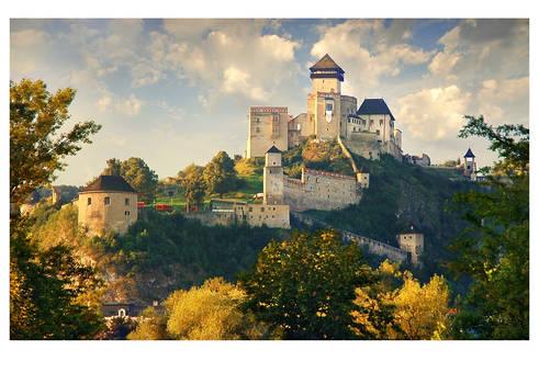 - Trencin castle -