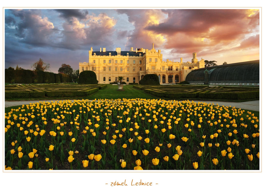 - Chateau Lednice - by UNexperienced