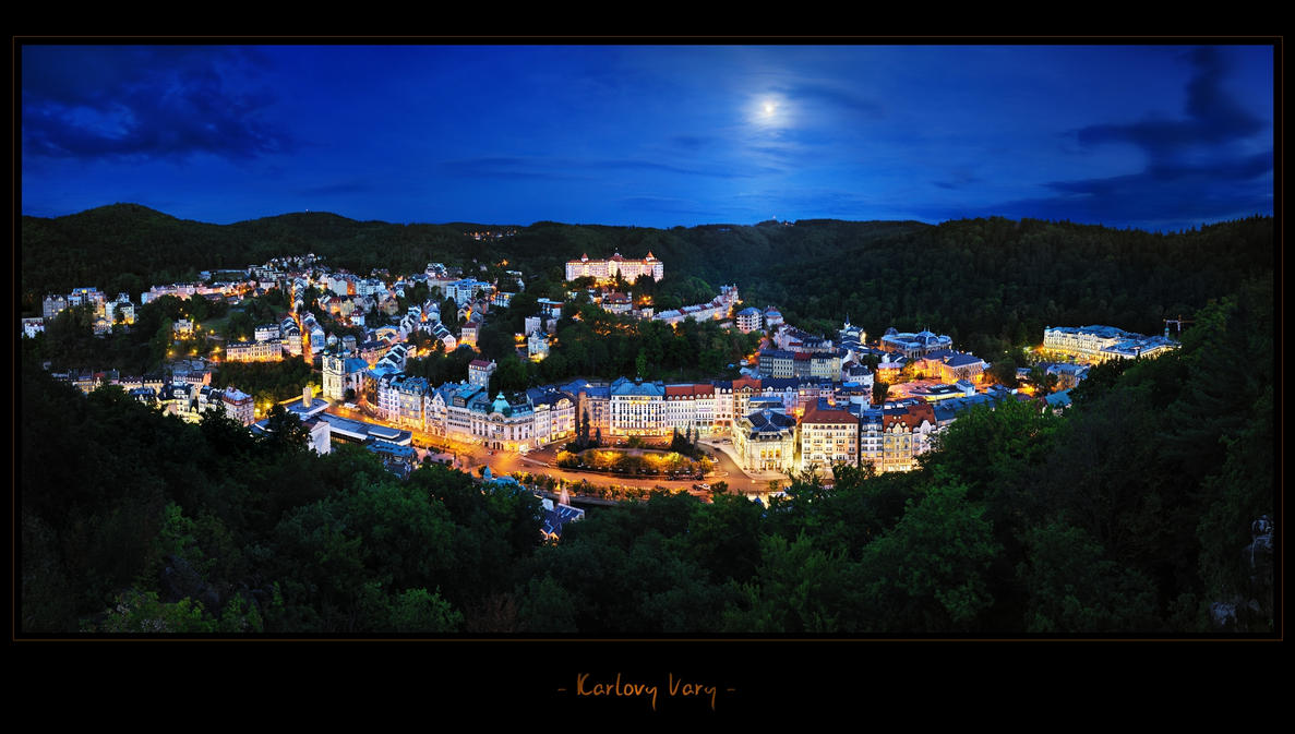 - Karlovy Vary II - by UNexperienced