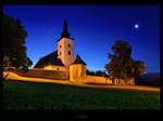 - Fortified church -