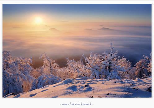 - A Winter Morning -