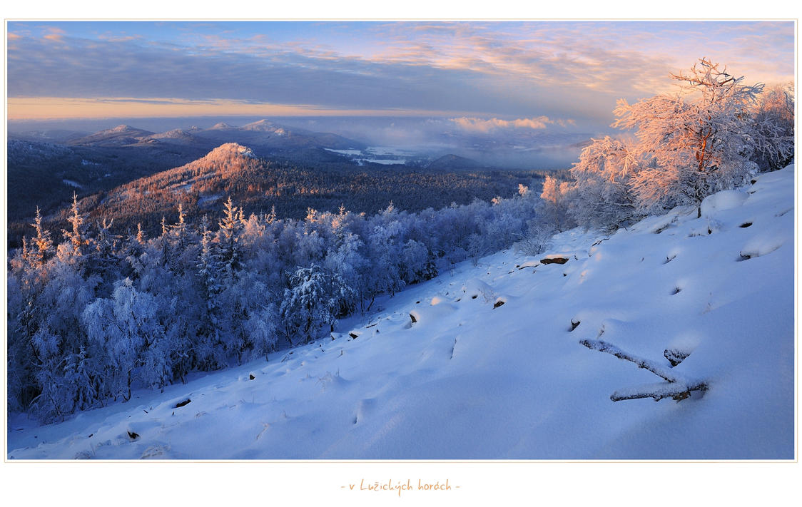 - Lusatian Mountains - by UNexperienced