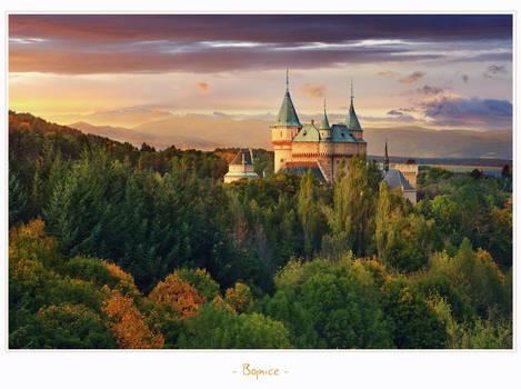 - Chateau Bojnice -