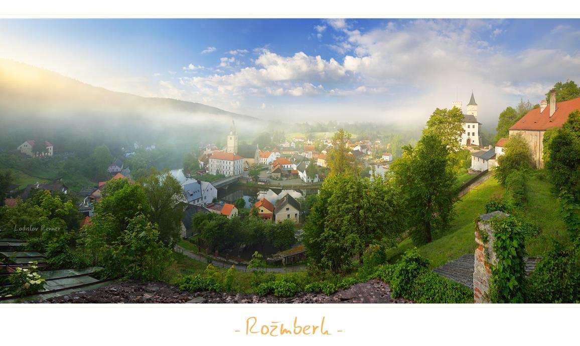 - Rozmberk - by UNexperienced