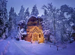 - A Stone Chapel - by UNexperienced