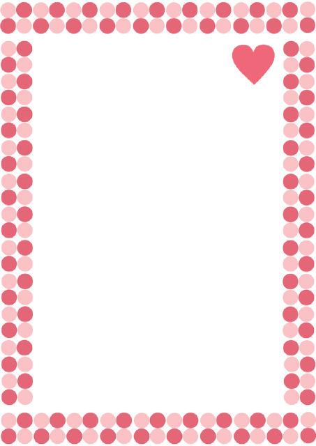 Marco con corazones imagui - Marcos de corazones para fotos ...