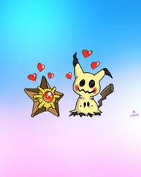 My favourite pokemons  by Ziknale