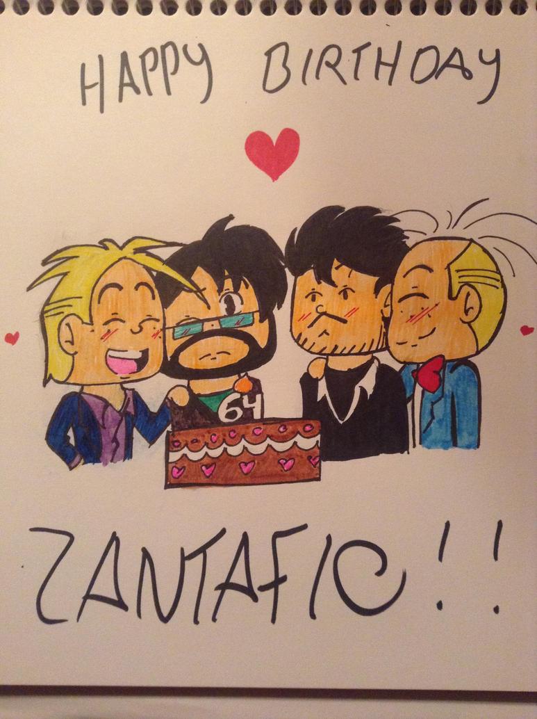 Happy (64th) Birthday, Zanta!! by Heterohetalialover