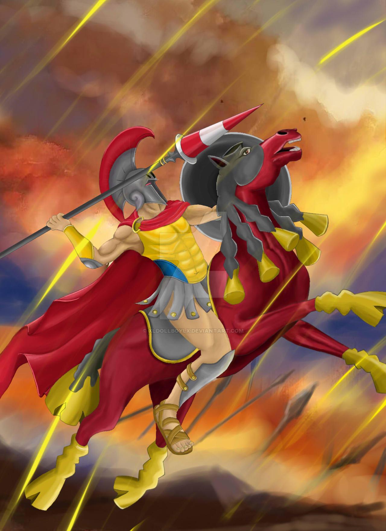 war horsemen pokemon version by xldollboylx on deviantart