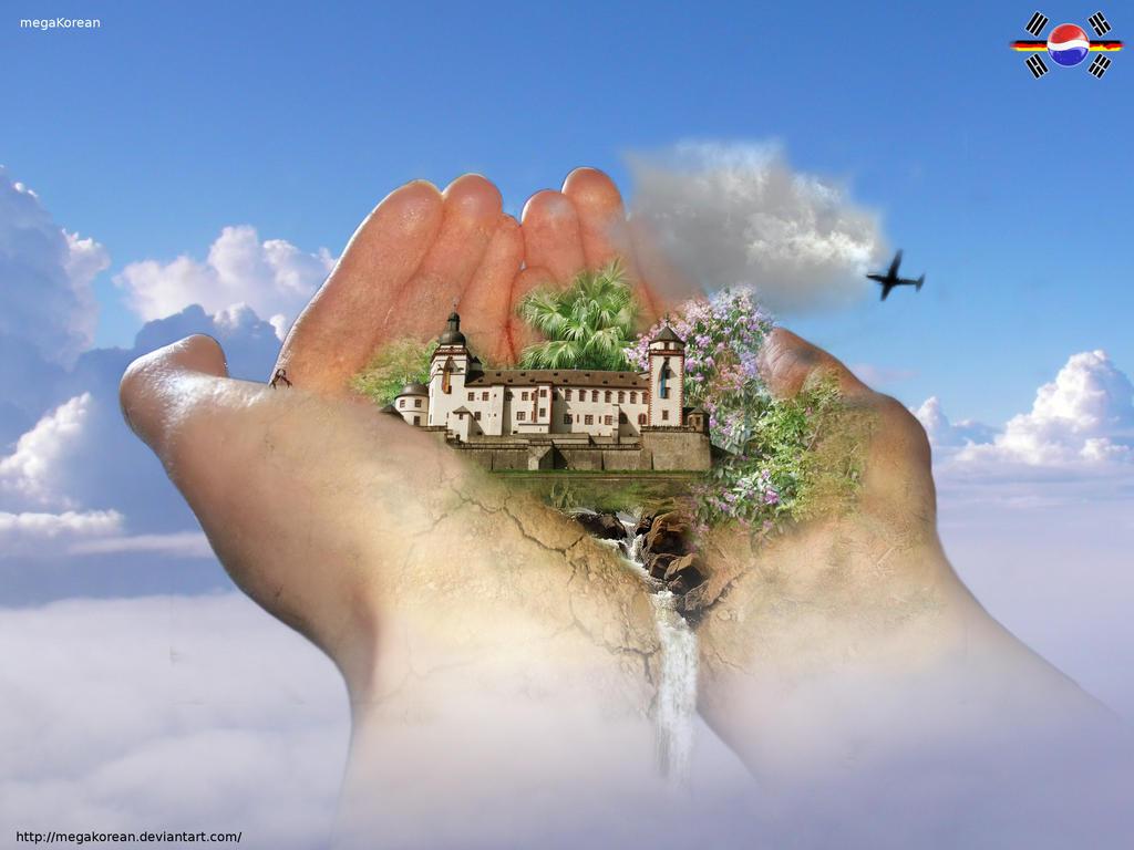 grabbed castle by megakorean