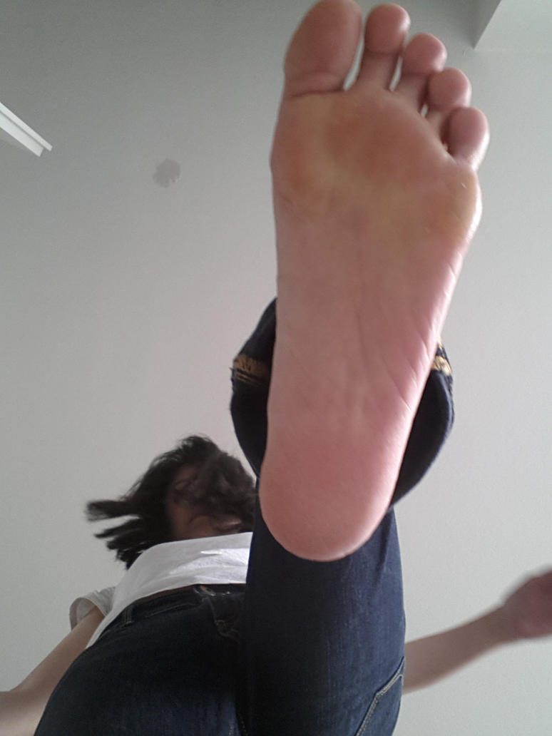 giantess pov