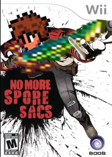 No More Spore Sacs
