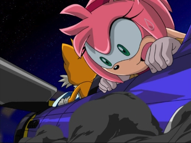 tails and amy-2-sonic x by Sonic-X-Screenshots on DeviantArt
