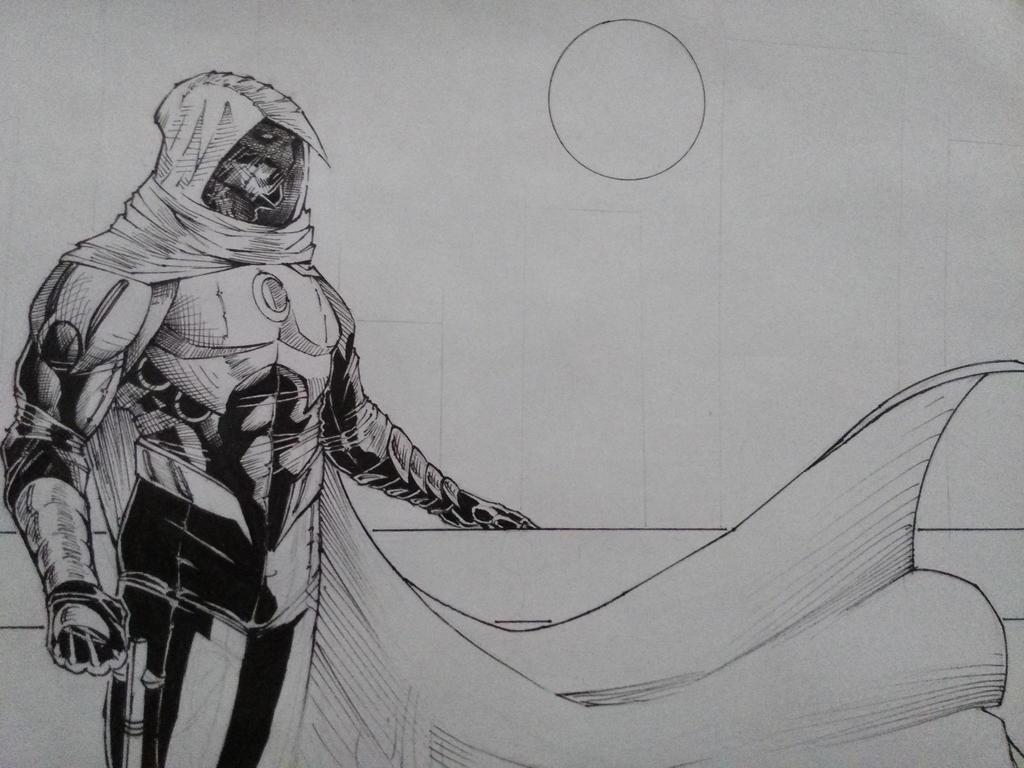 Moon Knight by Alexsl96